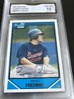 Freddie Freeman Cards, Rookie Cards, and Memorabilia Guide 40