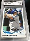 Nolan Arenado Rookie Cards and Key Prospect Cards 25