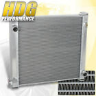 For 1987 2006 Jeep Wrangler YJ TJ 24 25 40 42L Aluminum Performance Radiator