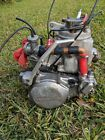 1985 Honda CR500 Motorcycle Engine with New Top End & Piston