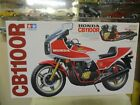 Tamaya 1/6 Scale Model Motorcycle Kit Honda CB1100R # 16022