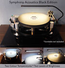 BLACK Turntable Record Player LED Lamp Light fits Michell Pro Ject Technics Avid