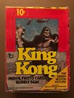 1976 Topps King Kong Unopened Sealed Full Wax Box (36)