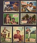 1954 Topps Scoops Trading Cards 13