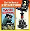 Wild Rovers / Great Train Robbery - CD - Import Soundtrack - RARE