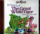 In Search Of Great White Tiger - CD - **BRAND NEW/STILL SEALED**