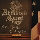 ARMORED SAINT - Nod To Old School - 2 CD - Enhanced Limited Edition Import - NEW