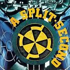 SPLIT SECOND - Self-Titled (1993) - CD - Extra Tracks - **Excellent Condition**