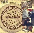 SUPAGROUP - Live At Jazzfest 2012 - CD - **Mint Condition**