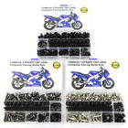 Complete Fairing Bolts Steel Screws Fasteners Kit For Yamaha YZF600R 1996-2007
