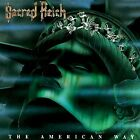 SACRED REICH - American Way - CD - **Excellent Condition** - RARE