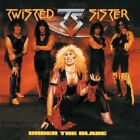 TWISTED SISTER - Under Blade [/ Combo] - 2 CD - **Excellent Condition** - RARE