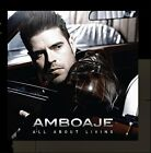 AMBOAJE - All About Living - CD - **BRAND NEW/STILL SEALED**