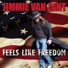 JIMMIE VAN ZANT - Feels Like Freedom - CD - **Excellent Condition**