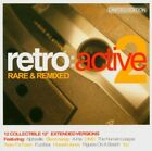 RETRO ACTIVE RARE & REMIXED 2 - V/A - CD - IMPORT LIMITED EDITION - EXCELLENT