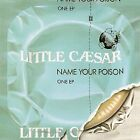 LITTLE CAESAR - Name Your Poison - CD - Ep - RARE