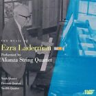 ALIANZA STRING QUARTET - Music Of Ezra Laderman, Vol. 9 - ~~ CD - SEALED/NEW