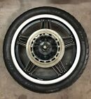 Honda CB900F Custom Front Mag Wheel Good Tire  2.15 X 19