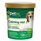 Calming Chews for Dogs Anti Stress Anxiety Pets Natural Soft Supplements Treats