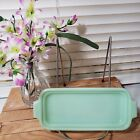 VTG Fire King Jadeite Jadite BUTTER DISH BOTTOM Only Replacement Free Shipping
