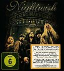 NIGHTWISH - Imaginaerum - 3 CD - Import - **Mint Condition** - RARE