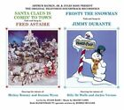 Santa Claus Is Comin' To Town And Fry Snowman - CD - Original Recording NEW