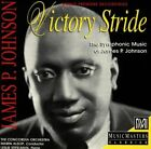Victory Stride: Symphonic Music Of James P. Johnson - CD - **SEALED/ NEW**