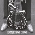 RICK VITO - Rattlesnake Shake - CD - **BRAND NEW/STILL SEALED**
