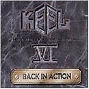 KEEL - Keel Vi: Back In Action - CD - Import - **Mint Condition** - RARE