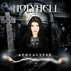 HOLYHELL - Apocalypse - CD - Single Import - **BRAND NEW/STILL SEALED**