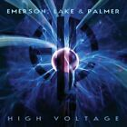 EMERSON LAKE & PALMER - High Voltage - 2 CD - Import - **Excellent Condition**