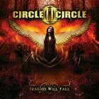 Season Will Fall By Circle Ii Circle (2013-01-29) - CD - **Excellent** - RARE