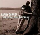 LARRY GARNER - Here Today Gone Tomorrow - CD - Import - **Excellent Condition**