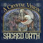 SACRED OATH - A Crystal Vision - CD - **BRAND NEW/STILL SEALED**