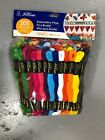 P jumbo pack Coats Cotton Embroidery Cross Stitch Floss Thread 105 skeins