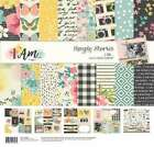Simple Stories Collection Kit 12X12 I Am 816502026949