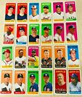 2013 Topps Archives Mini Tall Boys Lot Of 24
