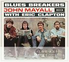 JOHN MAYALL - Blues Breakers With Eric Clapton - 2 CD - Deluxe Edition - **VG**