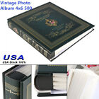 Photo Album Book 4x6 500 Photos Pages Large Cardboard Vintage Graduation Family