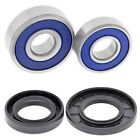 Yamaha TZR125 TU (SA) 1987-1990 Rear Wheel Bearings And Seals