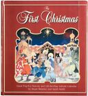 FIRST CHRISTMAS GIANT POP UP NATIVITY AND LIFT FLAP ADVENT By Stuart VG