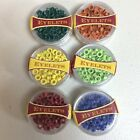 Paper Craft Scrapbook Eyelets Lot of 6 Packs Multi Color