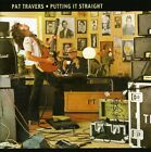 Pat Travers - Putting It Straight (CD Used Very Good)