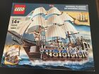LEGO PIRATES CARIBBEAN 10210 IMPERIAL FLAGSHIP Brand New and Still Sealed