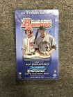 2012 Bowman Chrome Baseball Includes Game-Used Futures Game Hats 2