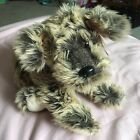 TY CUTESY the DOG BEANIE BUDDY - with TAGS