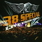 38 SPECIAL - Live From Texas - CD - RARE