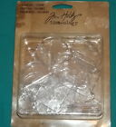Scrapbooking Crafting Jim Holtz idea ology Fragments Charms 48 piece