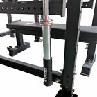 Single Titan Horizontal Mount Olympic Barbell Holders for T 3 Power Rack