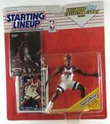 1993 KENNY ANDERSON New Jersey Nets Rookie NM/MINT starting lineup - FREE s/h -